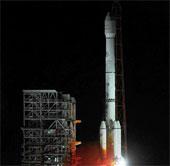 Trung Quốc vừa phóng thành công vệ tinh thông tin