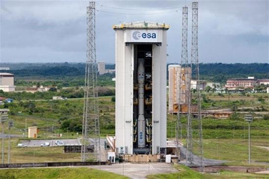 Vụ phóng vệ tinh buộc phải hoãn lại dù công tác chuẩn bị đã hoàn thiện từ trước đó.