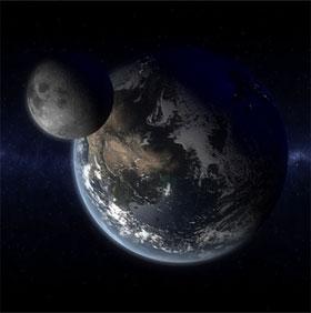 Trái đất sẽ ra sao nếu Mặt trăng biến mất?