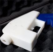 Mẫu súng in 3D hoàn chỉnh đầu tiên