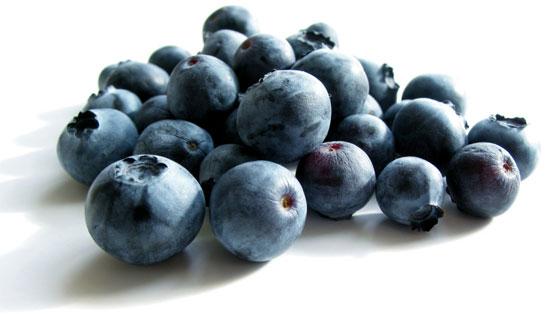 Các hoạt chất sinh học Anthocyanin, Pterostilbene (có trong OTIV) được tinh chiết từ Blueberry giúp chống gốc tự do, bảo vệ tế bào thần kinh và mạch máu não.