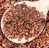 Hạt lanh giúp giảm rủi ro ung thư vú