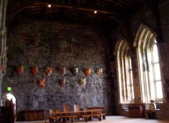 Những điều thú vị về các tòa lâu đài cổ ở Châu Âu