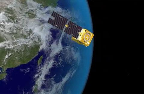 Vệ tinh quan sát trái đất VNREDSat-1