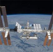 Phát hiện rò rỉ amoniac trên trạm vũ trụ quốc tế