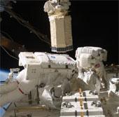 Xử lý thành công vụ rò khí amoniac trên trạm ISS