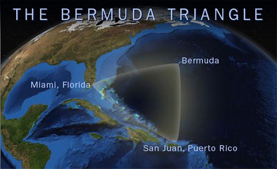 Tam giác quỷ Bermuda, nơi sự thật bị chôn vùi