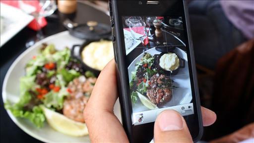 Ứng dụng điện thoại giúp chống béo phì