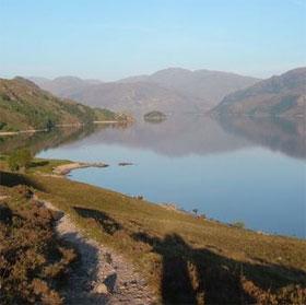 Scotland, miền đất của những truyền thuyết về quái vật