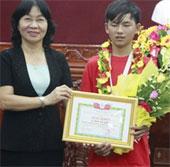 Học sinh Việt Nam giành giải khoa học quốc tế