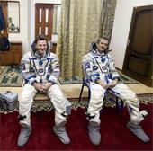 Đội bay vũ trụ quốc tế thứ 35 trở về Trái Đất an toàn