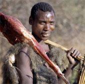 """Dân văn phòng """"đốt"""" calo như thợ săn châu Phi"""