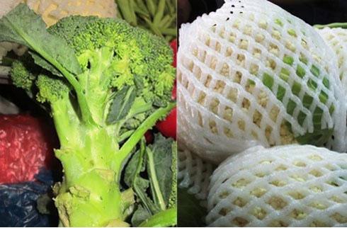 Bí quyết nhận diện nông sản Trung Quốc