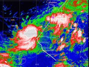 Sri Lanka: Bão Mahasen đã làm 7 người thiệt mạng