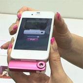 Thiết bị giúp smartphone gửi mùi hương