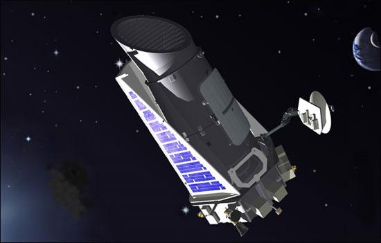 Kính thiên văn lớn nhất thế giới Kepler gặp sự cố nghiêm trọng