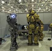 Nga chế tạo robot có thể tấn công khủng bố tầm xa