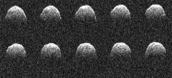 Nga đề xuất bắn rơi tiểu hành tinh có tên 1999 RQ36