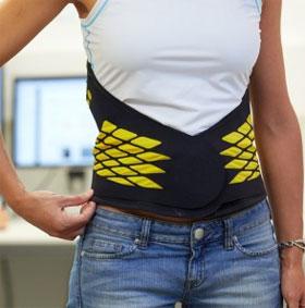 Đai Lumbia chữa đau lưng
