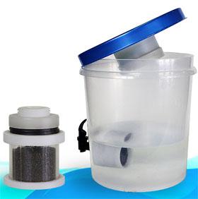 Thùng lọc nước công nghệ nano