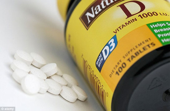 Vitamin D có thể điều trị bệnh hen suyễn