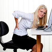 Hiểm họa chết người từ ghế văn phòng