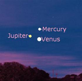 Tam giác hành tinh trên trời