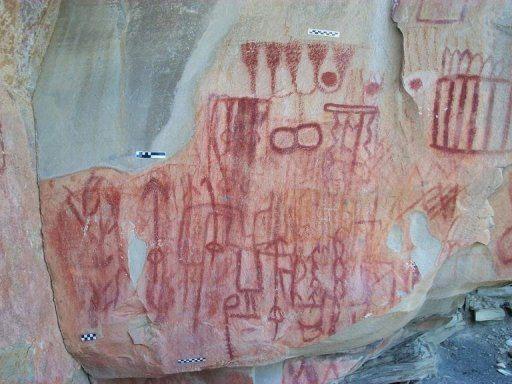 Mexico phát hiện 5.000 bức họa cổ trong hang động