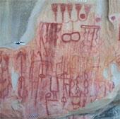 Mexico phát hiện 5000 bức họa cổ trong hang động