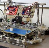 NASA làm bánh pizza bằng máy in 3D
