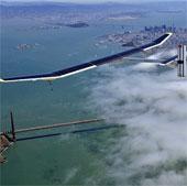 Máy bay chạy bằng năng lượng Mặt Trời lập kỷ lục mới
