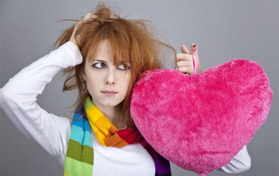 Phụ nữ bớt quyến rũ vì công việc căng thẳng