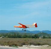 Máy bay không người lái chụp ảnh hệ sinh thái biển