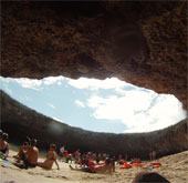 Video: Bãi biển tuyệt đẹp Playa del Amor