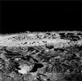 Phát hiện khoáng vật lạ trên núi lửa Mặt trăng