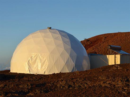 """NASA cho người sống thử trên... """"sao Hỏa"""""""