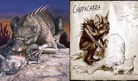 Truyền thuyết về quái thú hút máu