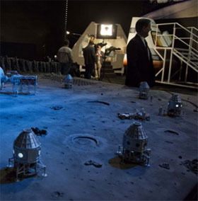 Tiết lộ kế hoạch định cư trên Mặt trăng năm 2020
