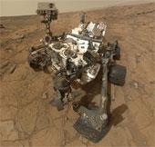 """Video """"độc"""" về hoạt động của tàu thám hiểm sao Hỏa"""