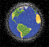 Đau đầu chuyện an ninh vệ tinh