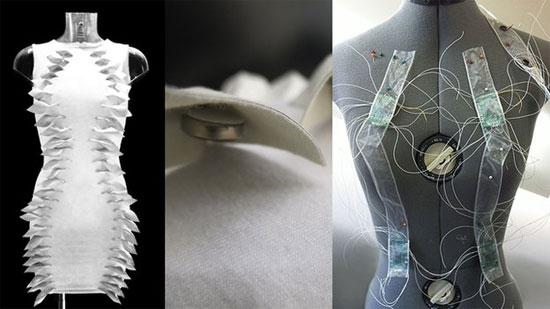 Những sản phẩm thời trang tích hợp công nghệ mang tính ứng dụng cao