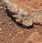Phát hiện bằng chứng nước từng chảy trên sao Hỏa