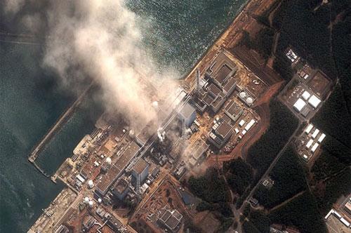 Nổ tại nhà máy điện hạt nhân Nhật