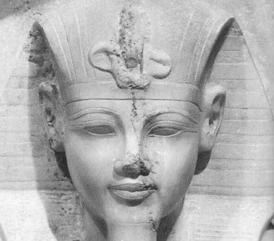 Phát hiện tượng ông của Vua Tut