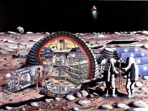 Lều dành cho cuộc sống trên sao Hỏa