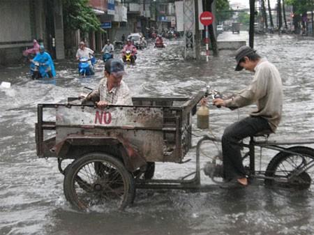TP.HCM đối mặt với nguy cơ sụp đất, thiếu nước ngọt