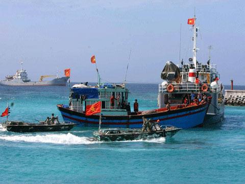 Nghiên cứu biển Đông bằng thiết bị công nghệ hiện đại