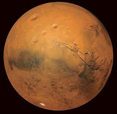 """Video """"nhà của người sao Hỏa"""" gây sốt"""