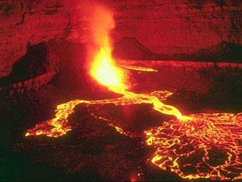Video hãi hùng về núi lửa phun trào ở Hawaii