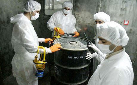 Iran tăng cường độ làm giàu uranium lên gấp 3 lần
